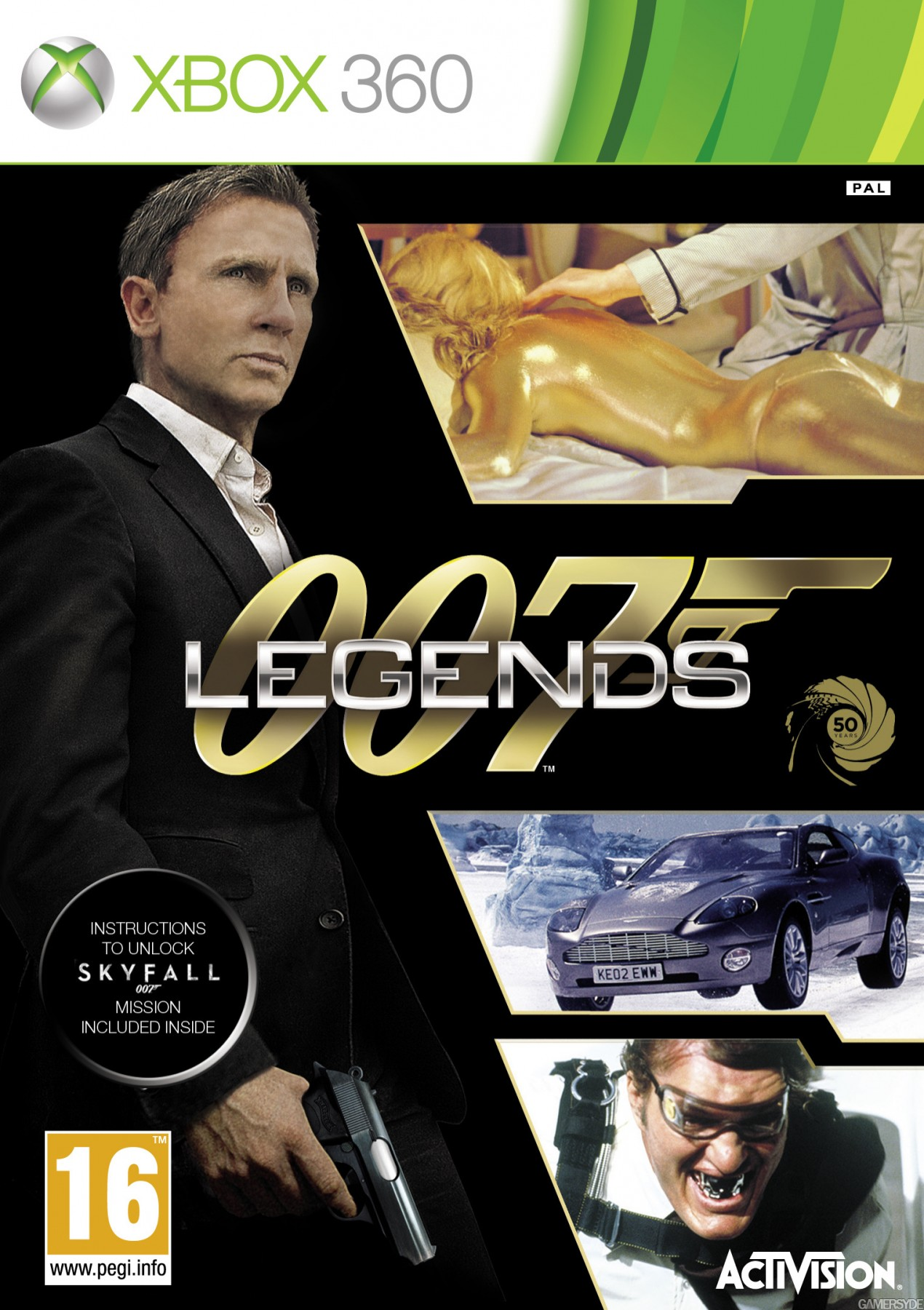 007 Legends б/в X360