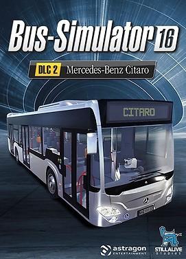 Bus Simulator 16 - Mercedes-Benz Citaro Pack PC DIGITAL