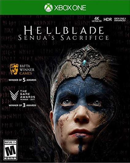 Hellblade Senua's Sacrifice XONE