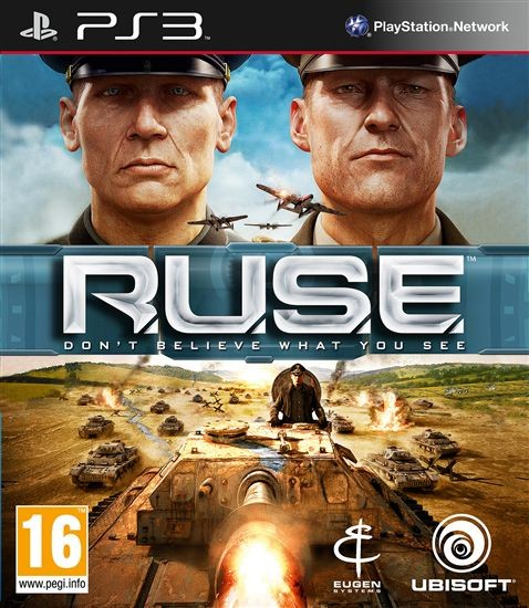 R.U.S.E. б/у PS3