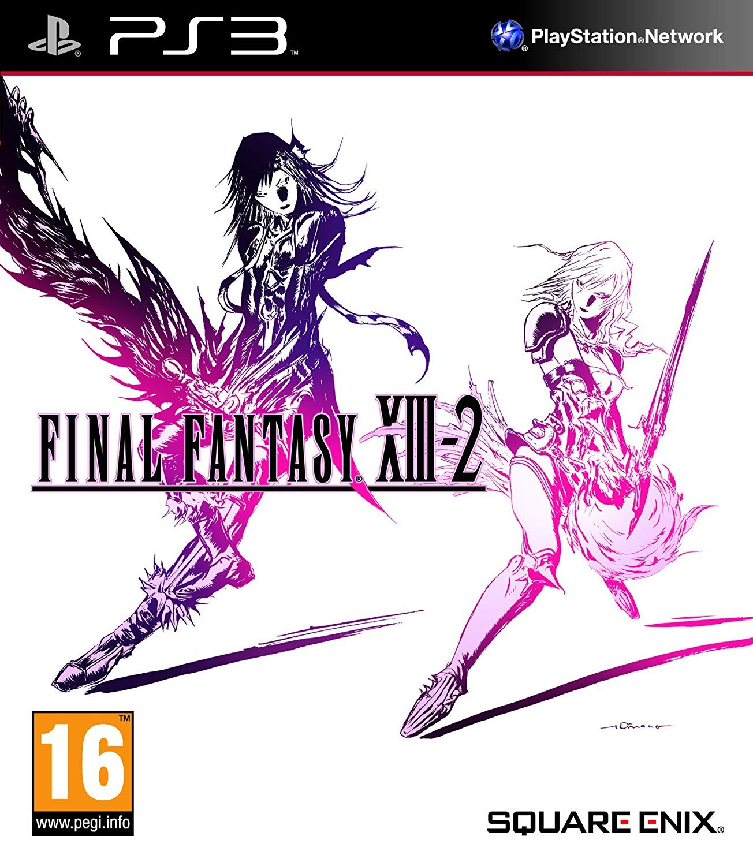 Final Fantasy XIII-2 | Final Fantasy 13-2 б/у PS3