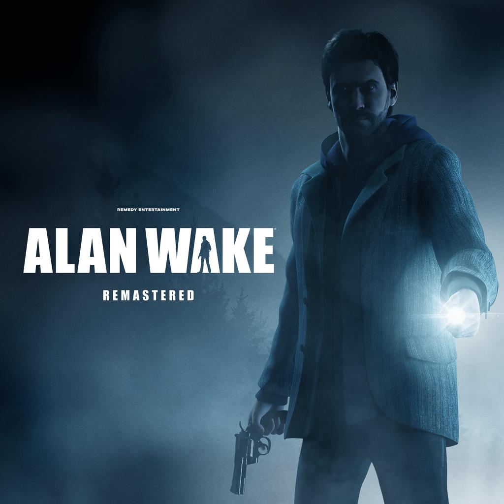Прокат Alan Wake Remastered от 7 дней PS4/PS5