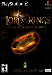 The Lord of the Rings: The Fellowship of the Ring | Властелин колец: Братство Кольца б/у PS2