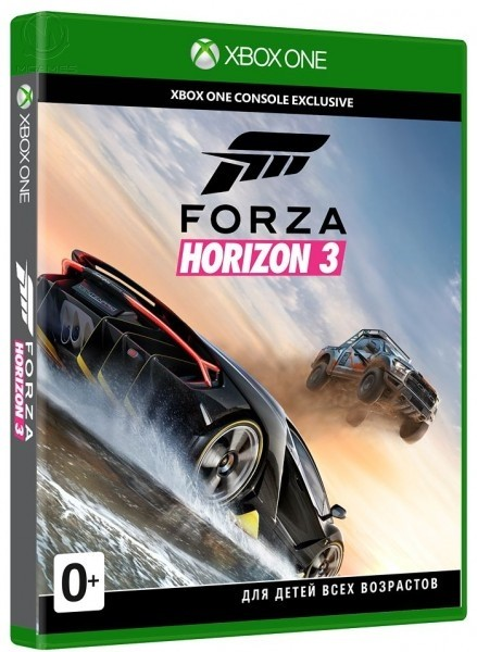 Forza Horizon 3 XONE