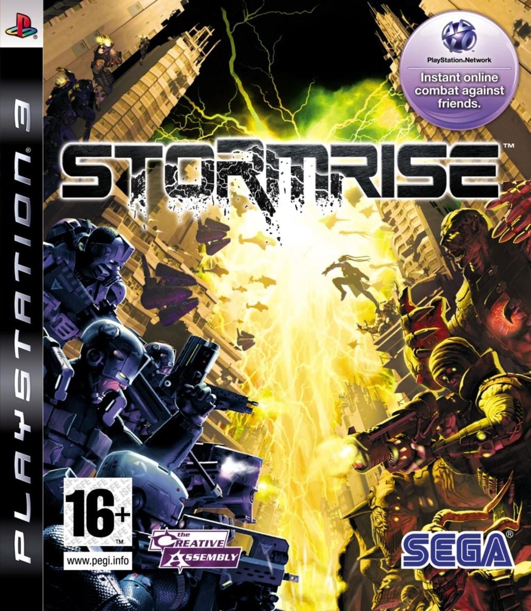 Stormrise б/у PS3