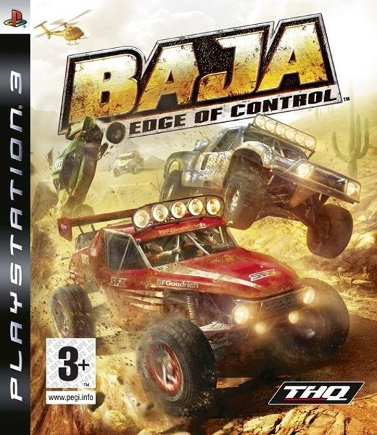 BAJA: Edge of Control б/в PS3