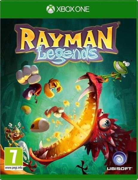 Rayman Legends XONE