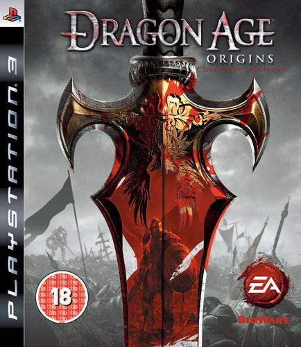 Dragon Age Origins б/у PS3
