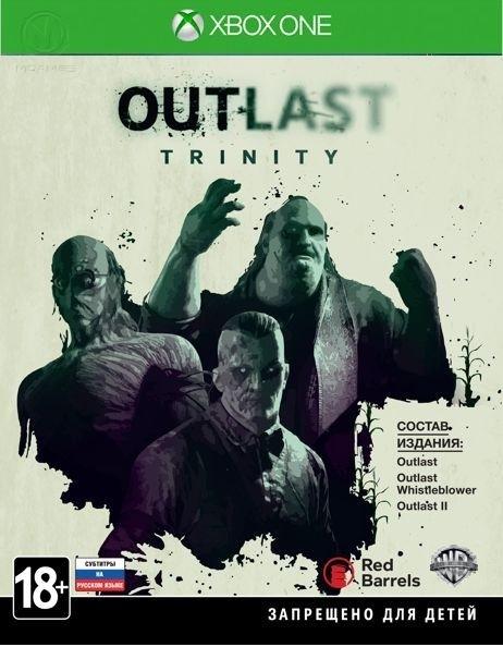 Outlast Trinity XONE