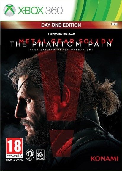 Metal Gear Solid V The Phantom Pain | MGS 5 The Phantom Pain X360