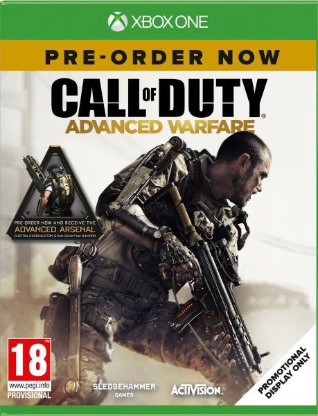 Call of Duty Advanced Warfare XONE