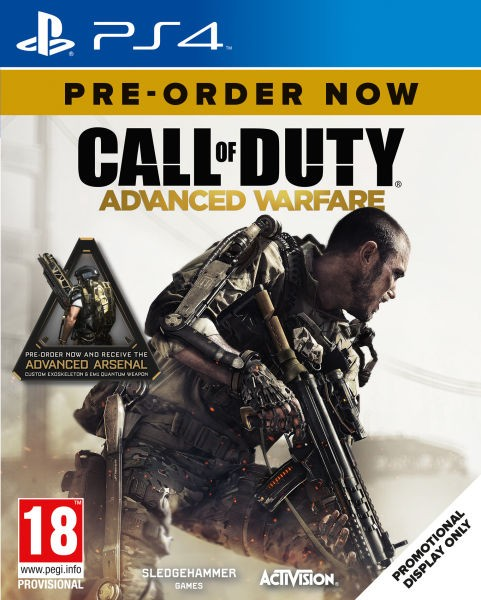 Call of Duty Advanced Warfare (рос)