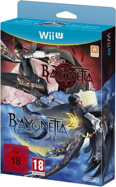 Bayonetta 1 & 2 Special Edition Wii U