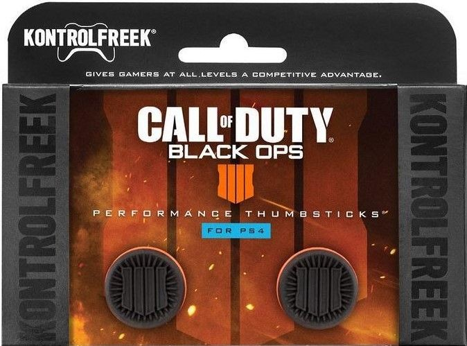 Call of Duty Black Ops 4 KontrolFreek | FPS Freek | Накладки на стики PS4/PS5
