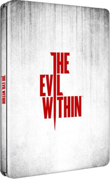 The Evil Within Limited Steelbook Edition PS4