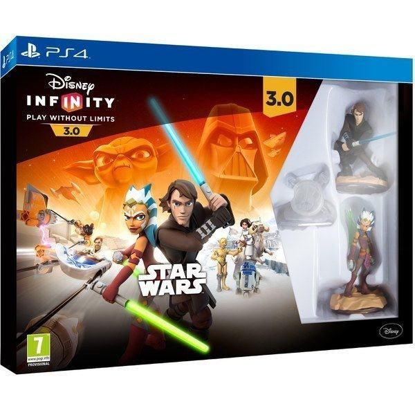 Disney Infinity 3.0: Стартовый набор Star Wars PS4