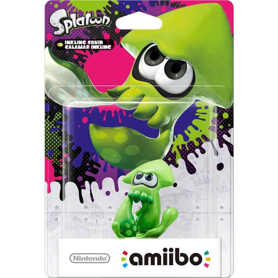 Splatoon Series: Інтерактивна фігурка amiibo - Inkling Squid