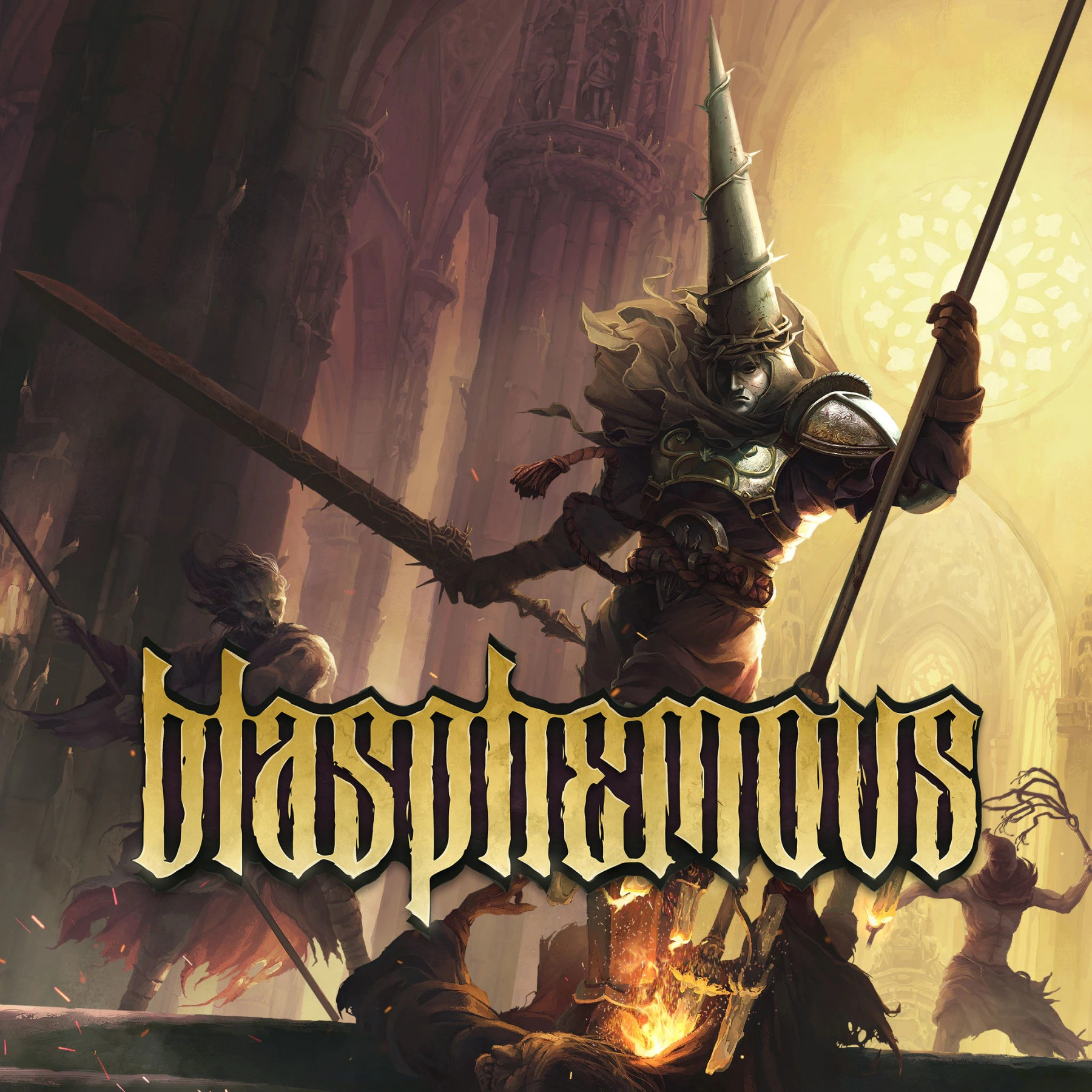Прокат Blasphemous от 7 дней PS4