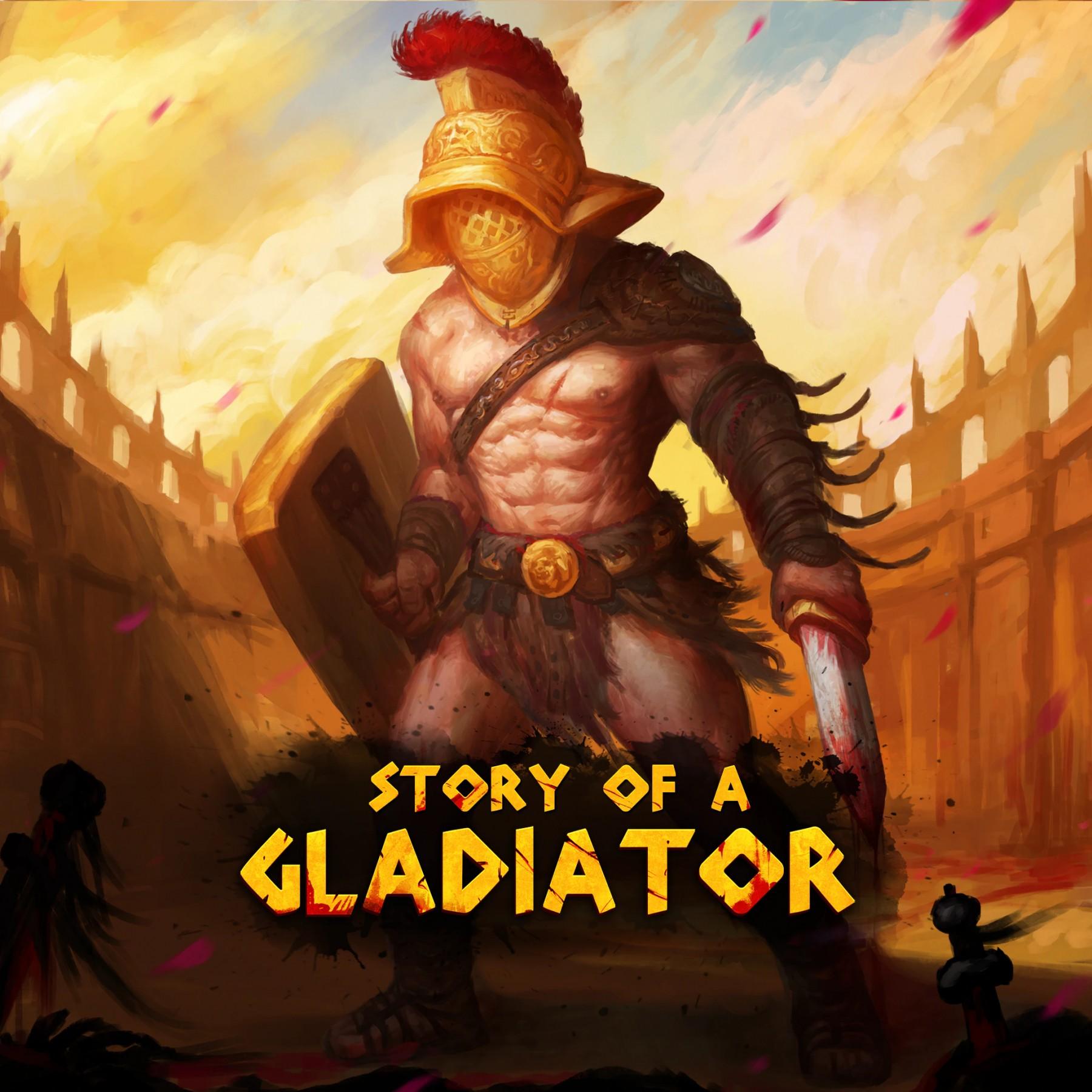 Прокат Story of a Gladiator от 7 дней PS4