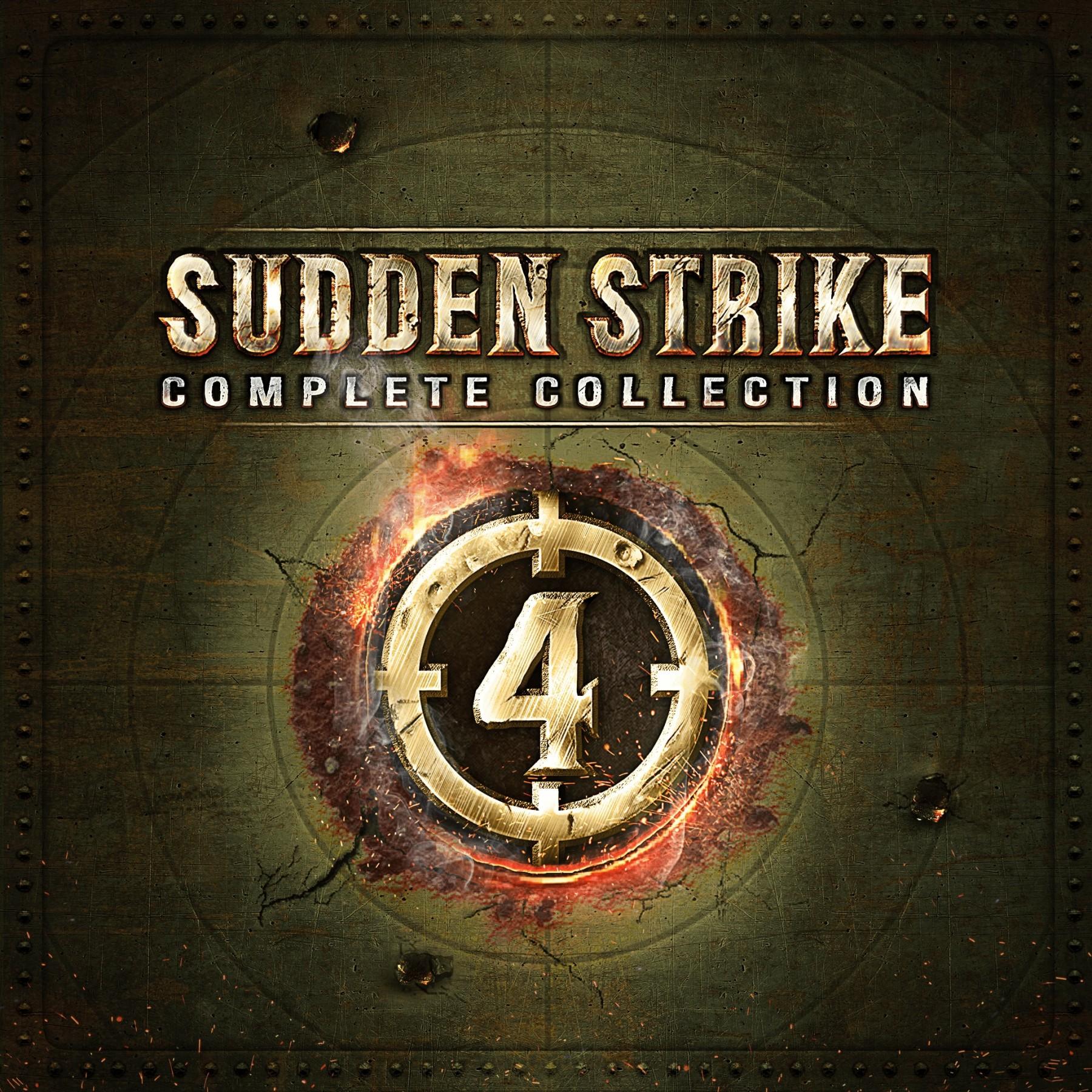Прокат Sudden Strike 4: Complete Collection от 7 дней PS4