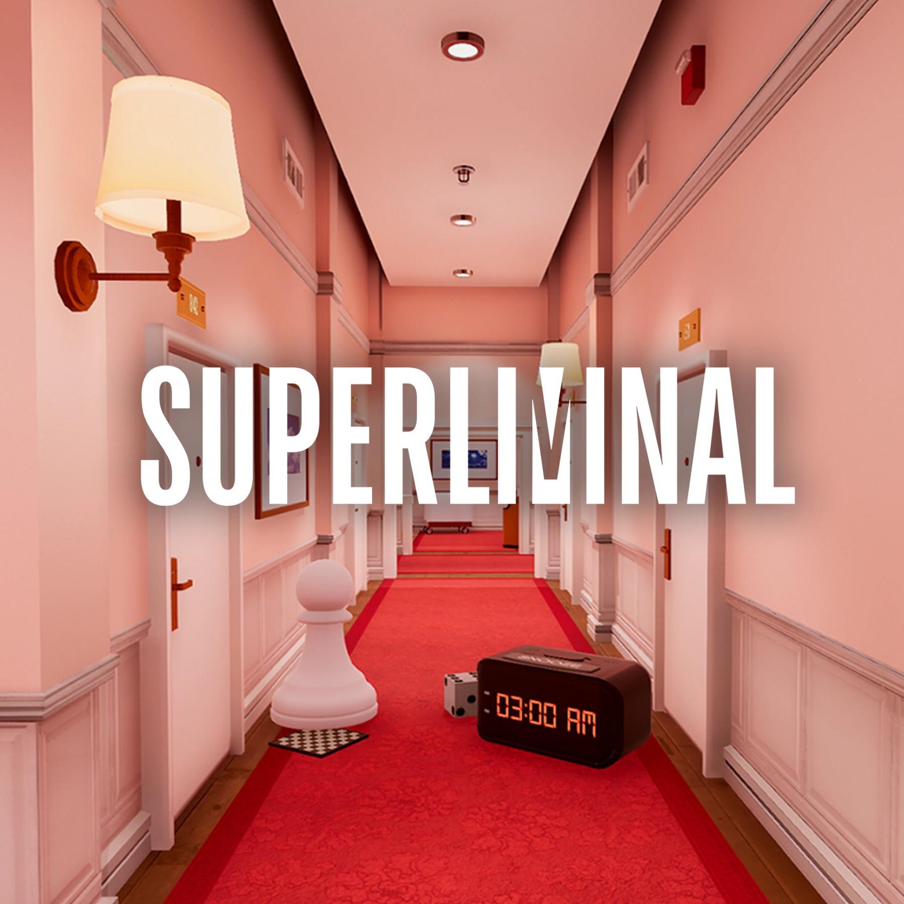 Прокат Superliminal від 7 днів PS4