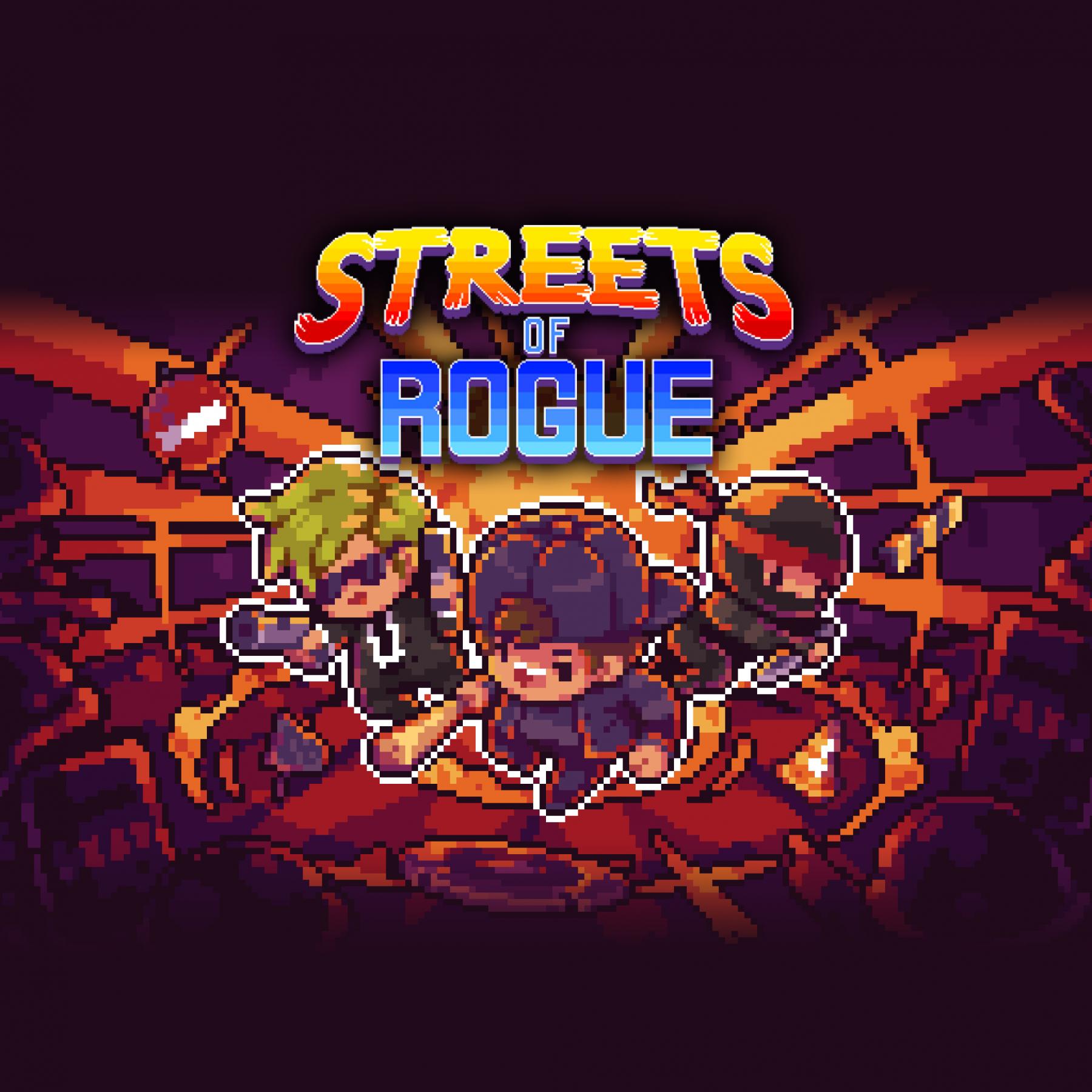 Прокат Streets of Rogue от 7 дней PS4