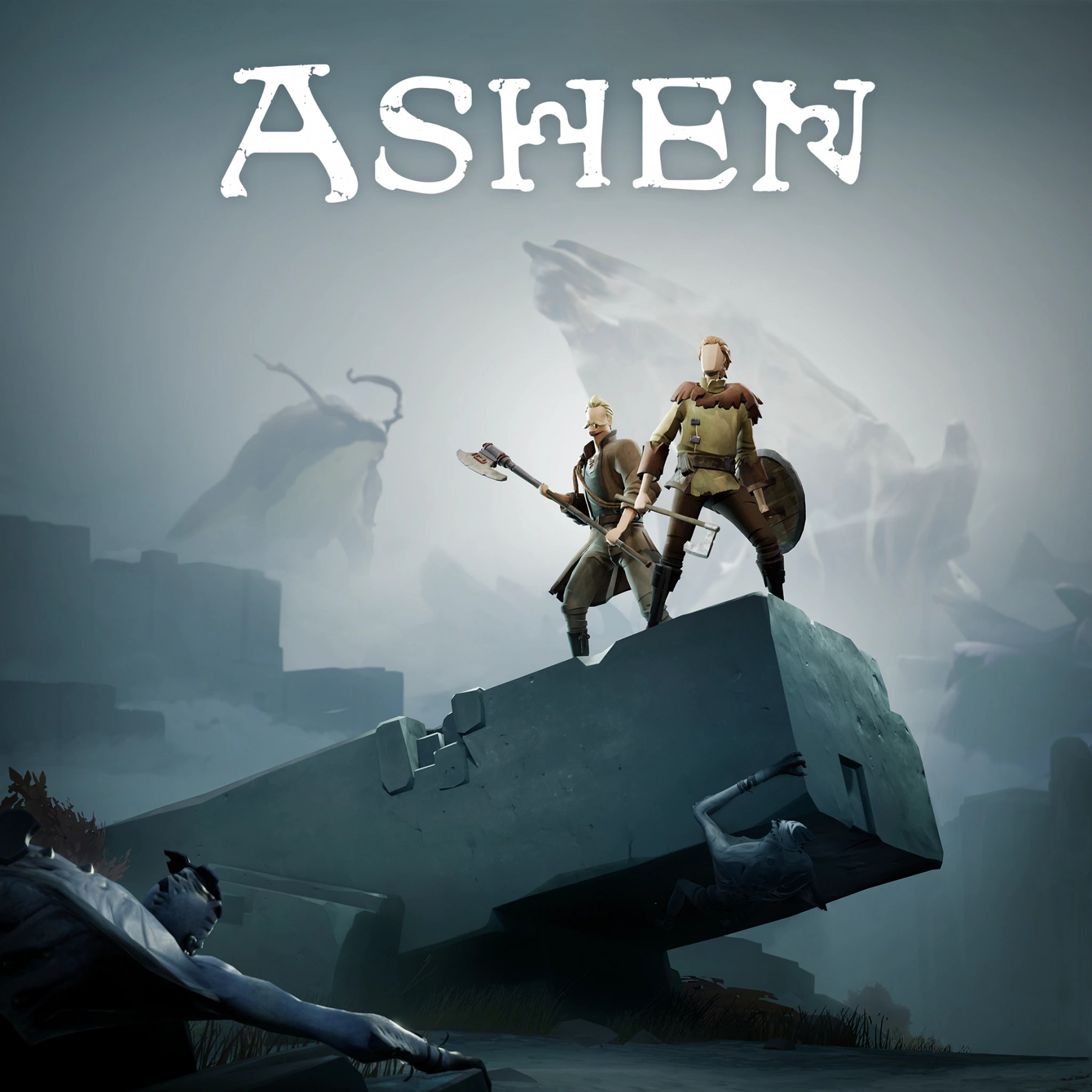Прокат Ashen от 7 дней PS4