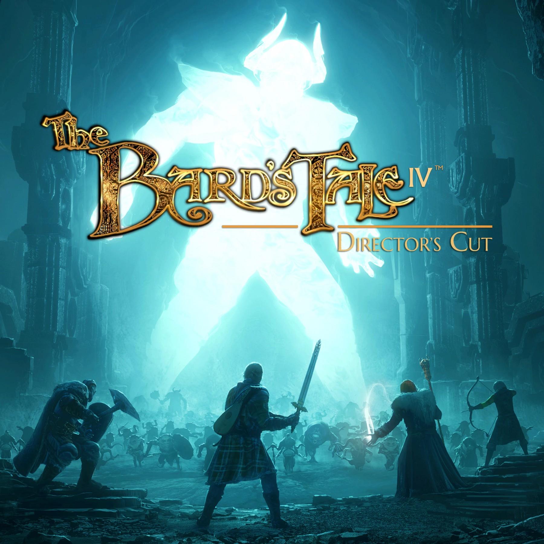 Прокат The Bard's Tale IV: Director's Cut від 7 днів PS4
