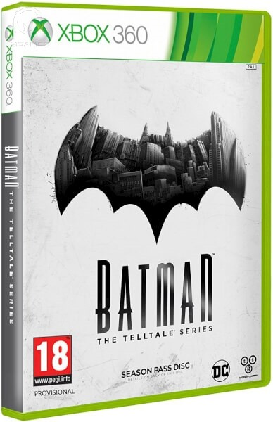 Batman The Telltale Series X360