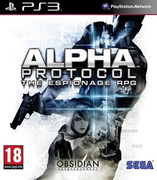 Alpha Protocol б/у