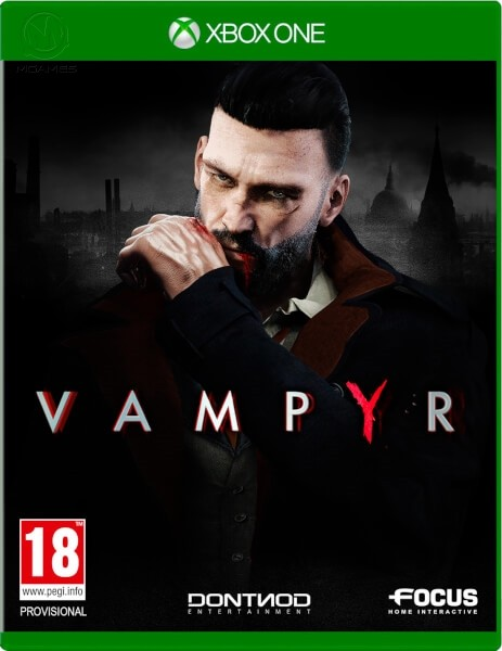Vampyr XONE