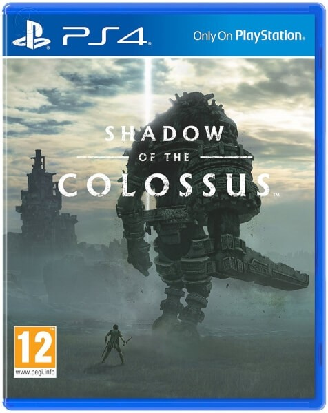 Shadow of the Colossus | В тени Колосса PS4