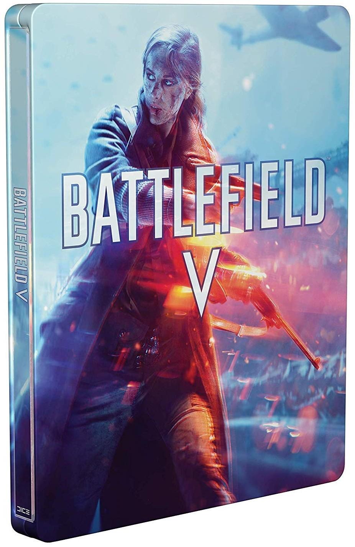 Steelbook Battlefield V | Стілбук