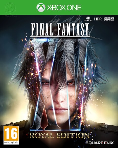Final Fantasy XV Royal Edition | Final Fantasy 15 XONE