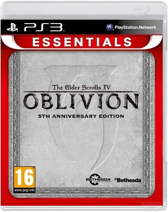 The Elder Scrolls IV Oblivion | The Elder Scrolls 4 Oblivion PS3