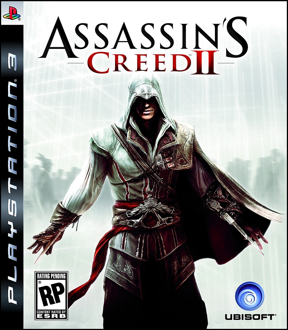 Assassin's Creed II б/у PS3