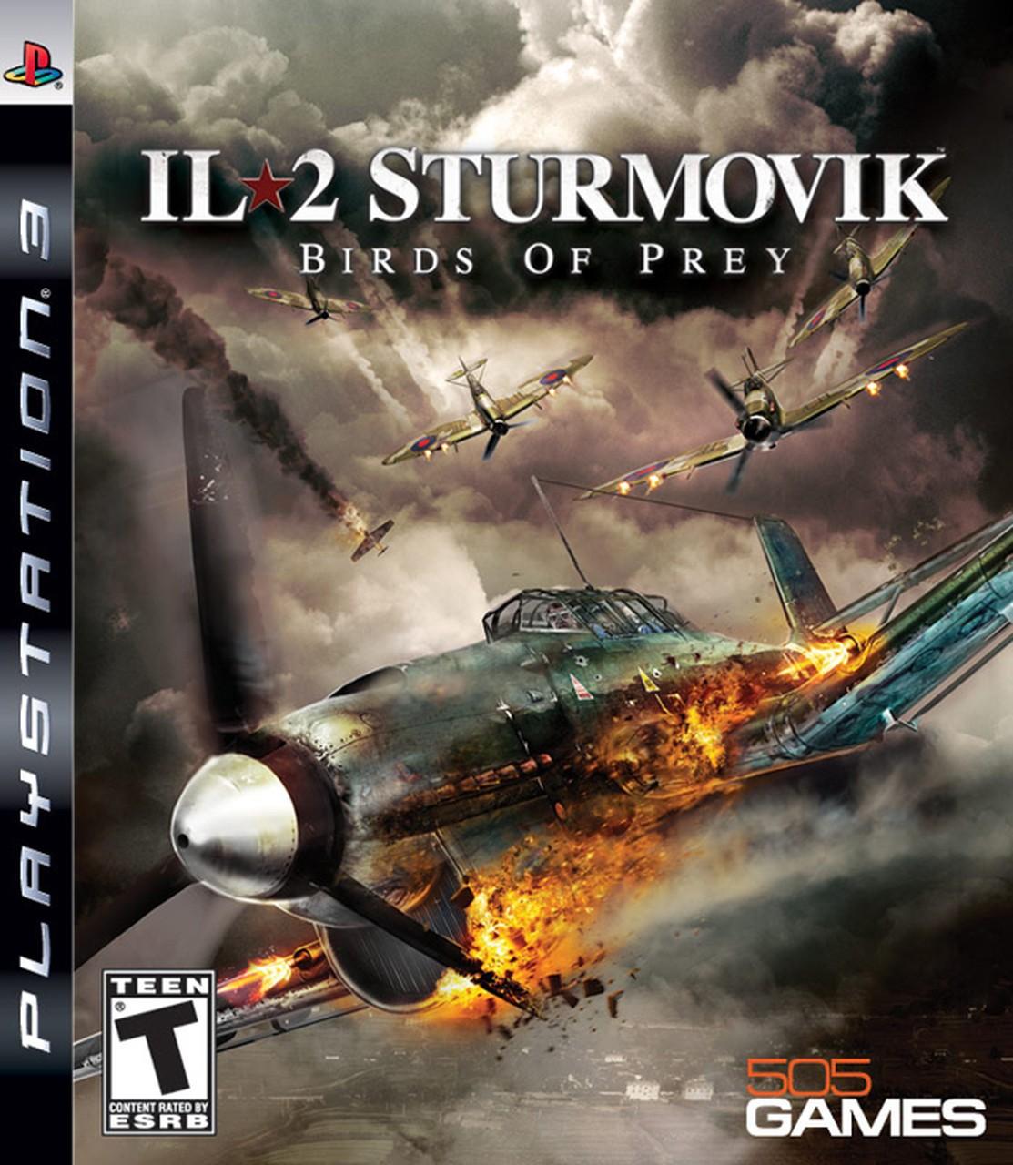 IL-2 Sturmovik Birds of Prey | Ил-2 Штурмовик Крылатые хищники б/в PS3