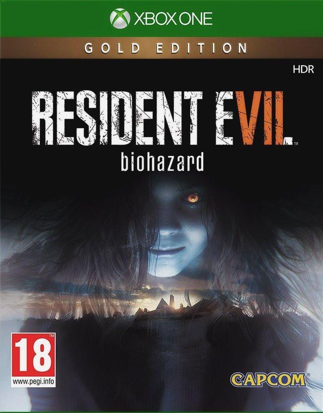 Resident Evil 7 Biohazard Gold Edition | RE7 Biohazard Gold Edition XONE