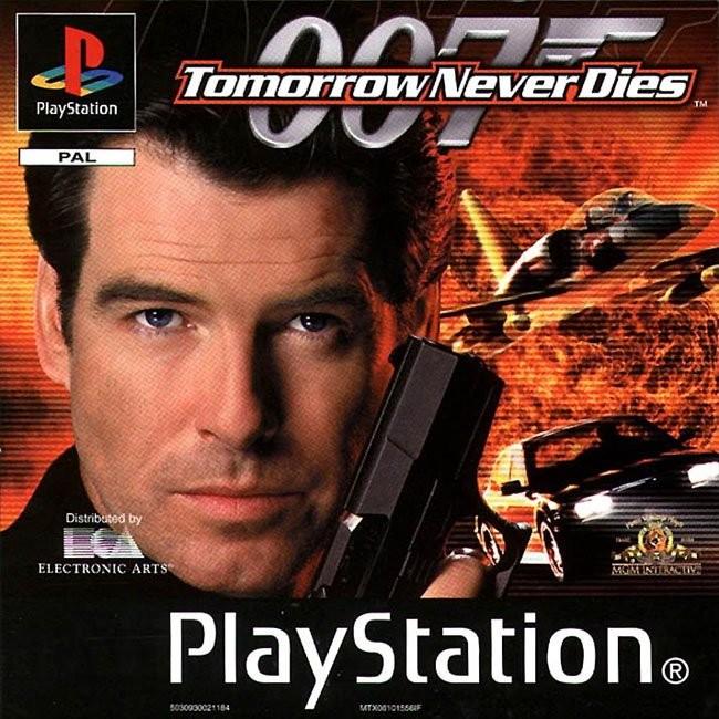 007: Tomorrow Never Dies б/у PS1
