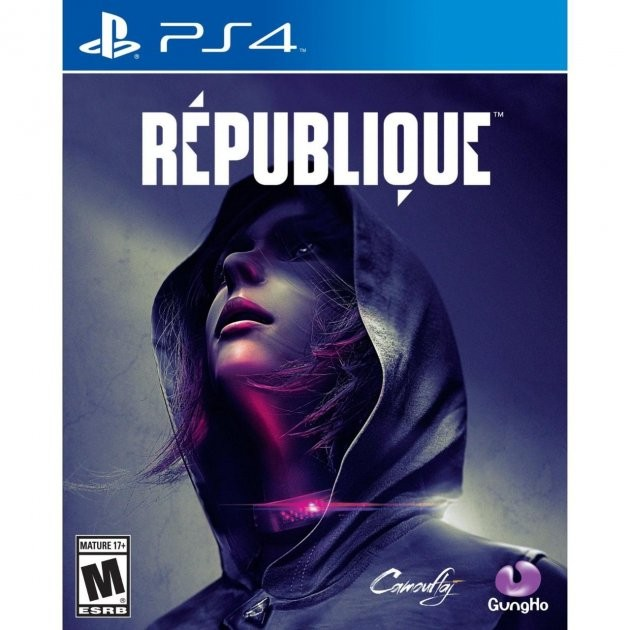Republique б/у PS4