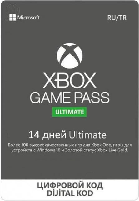 Xbox Game Pass Ultimate подписка на 14 дней