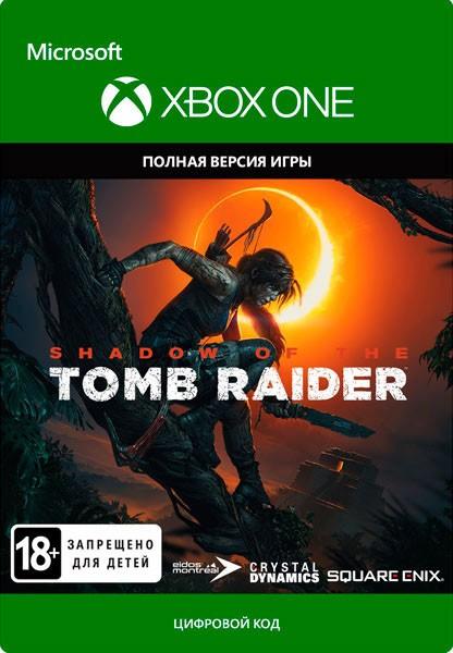 Shadow of the Tomb Raider XONE (код)