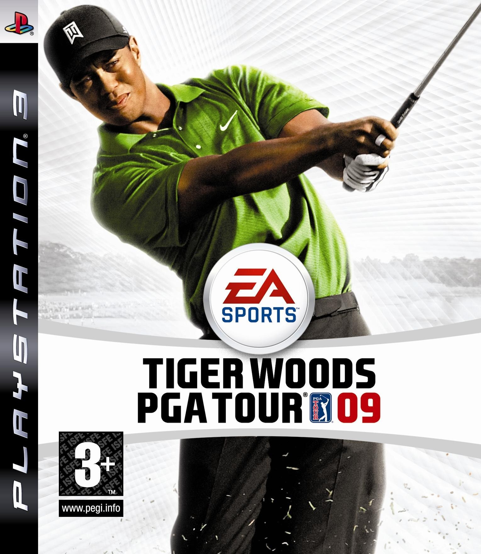 Tiger Woods PGA Tour 09 б/в PS3