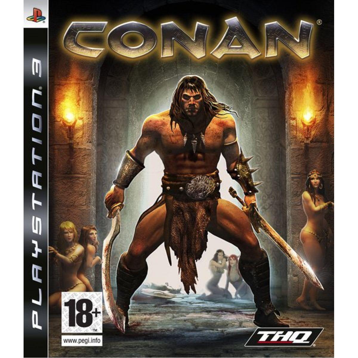 Conan б/у PS3