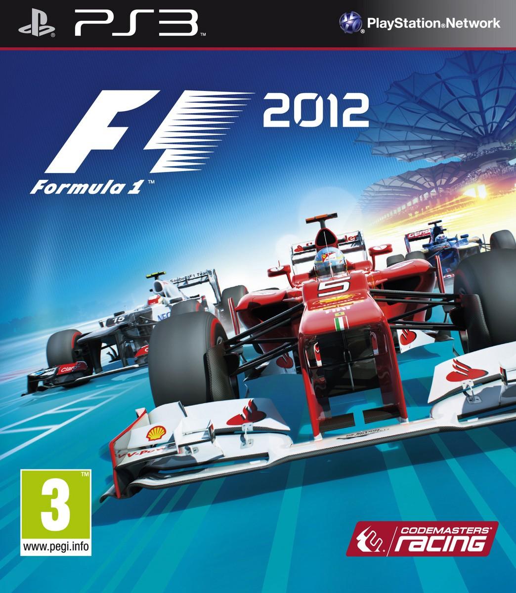 F1 2012 б/у PS3