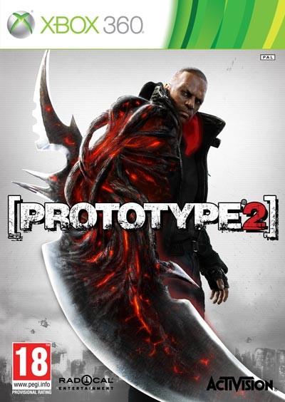 Prototype 2 б/в X360