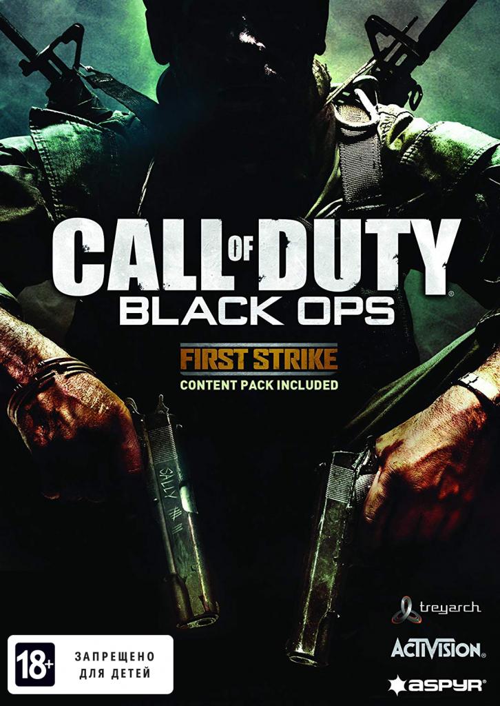 Call of Duty Black Ops (для Mac) PC DIGITAL
