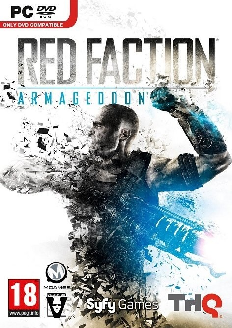Red Faction: Armageddon рус.