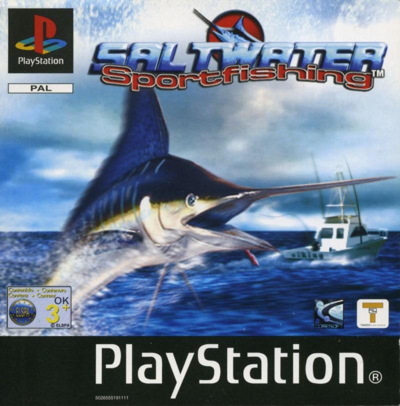 Saltwater Sportfishing б/у PS1