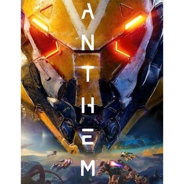ANTHEM + Steelbook PS4
